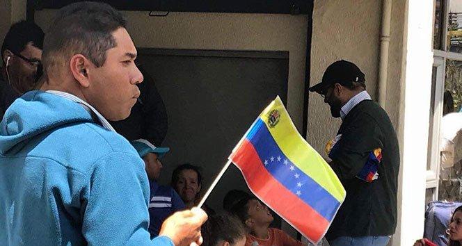 Venezuelalılar, Maduro'yu dinledi