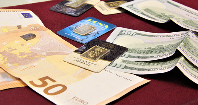 Altın euroyu üçe katladı