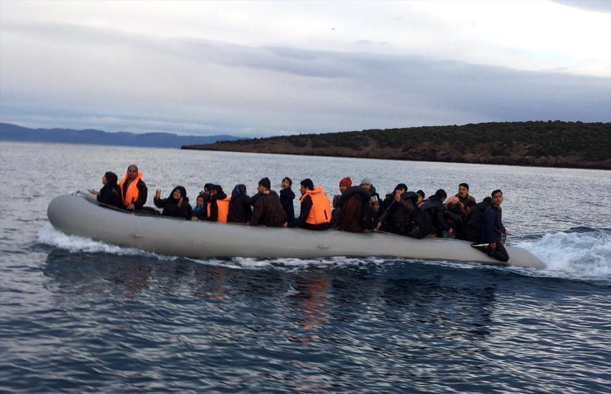 Balıkesir de 45 düzensiz göçmen yakalandı