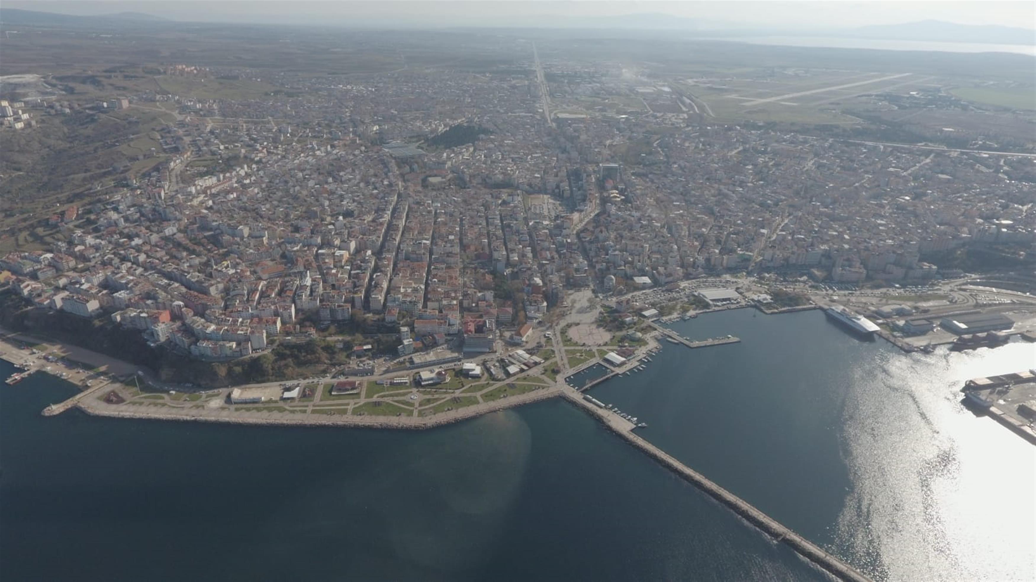 Bandırma'da Yeniden Denize Girilecek!