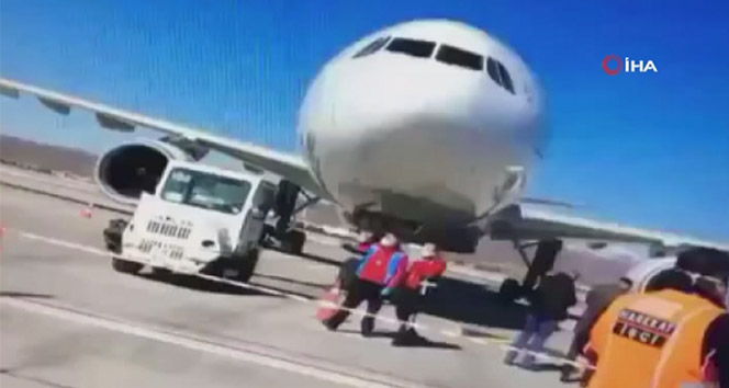 Tahran – İstanbul seferini yapan yolcu uçağında Korona şüphesi! (Tahran İstanbul uçağında koronavirüs)