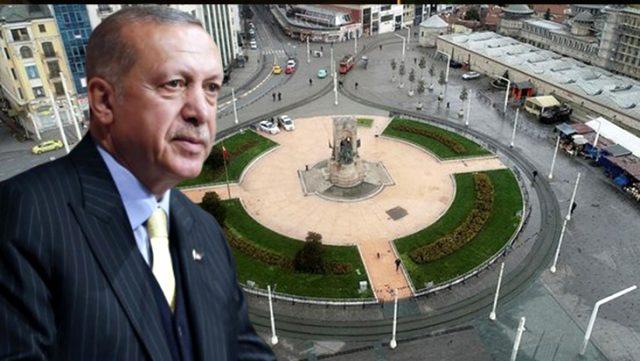 1-3 Mayıs arası sokağa çıkma yasağı gündemde! Son kararı Cumhurbaşkanı Erdoğan verecek