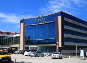 Bandırma Royal Hastanesi'de Pandemi Hastanesi Oldu.