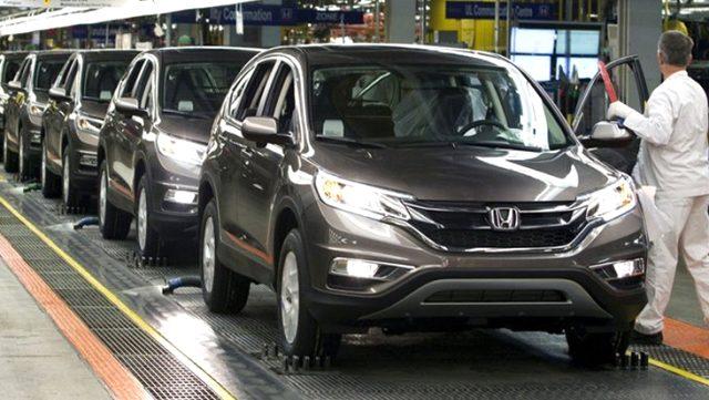 Honda Türkiye, 20 Nisan tarihinde üretime tekrar başlayacak
