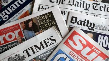 İngiliz gazete Daily Mail, Osmanlı için kullandıkları tabiri kendileri için manşet attı: Avrupa'nın hasta adamı