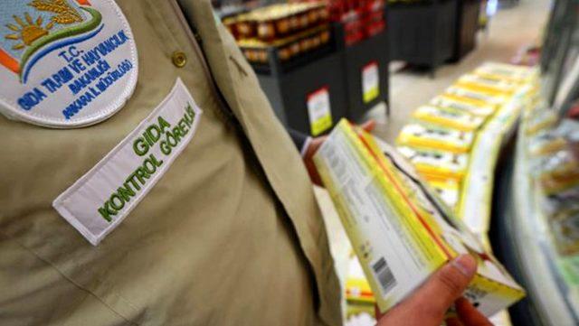 Tarım ve Orman Bakanlığı, halkın sağlığı ile oynayan 45 firmayı ve 55 ürünü kamuoyu ile paylaştı