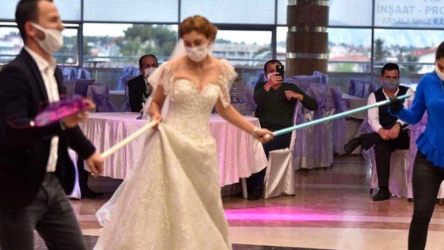 İşte Düğün Salonlarının Açılacağı Tarih!