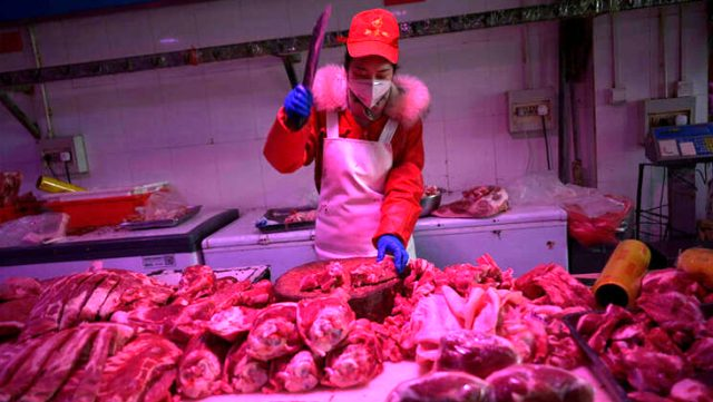 Korkulan oldu! Çinde ikinci dalga patlak verdi! Salgının kaynağı yine hayvan pazarı