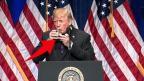 Görüntülerden sonra akıllarda tek soru: Trump ne saklıyor?