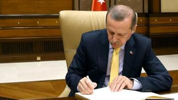 Cumhurbaşkanı Erdoğan, gece vakti 41 ilin valisini değiştirdi