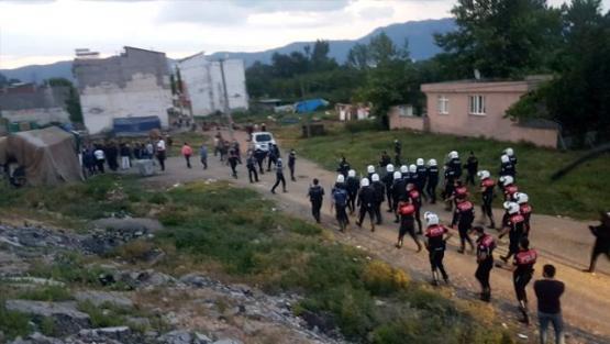 Gözaltına alınan zanlılardan birinde korona çıktı, 50 polis karantinada.