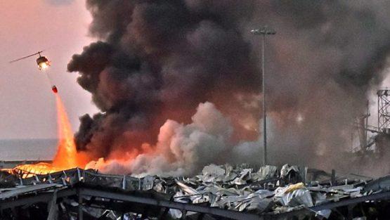 Beyrut'u kana bulayan patlamanın neden bu kadar şiddetli olduğu netleşti