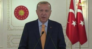 Cumhurbaşkanı Erdoğan'ın sözleri, BM'de İsrail'in temsilcisine salonu terk ettirdi!
