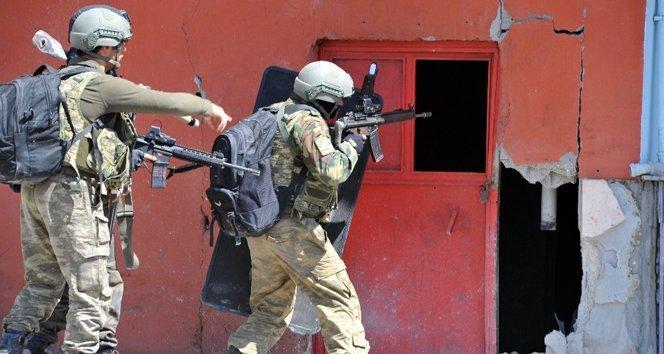 Mardin'de 'Yıldırım-8 Savur' operasyonu başlatıldı