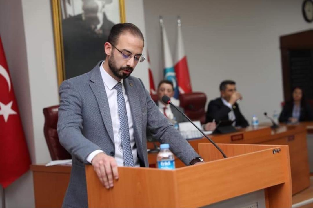 """İyi Partili Eren Ülkü: """"Terörist Devlet Ermenistan'ı Kınıyoruz"""""""