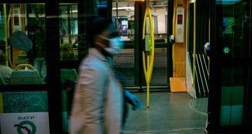 Fransa'da son 24 saatte 20 bin 468 korona virüs vakası