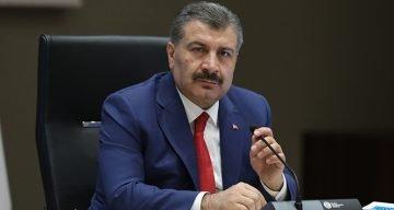 Sağlık Bakanı Koca: 'Sağlık ordumuza minnettarlığımızı tekrar ifade ediyorum'