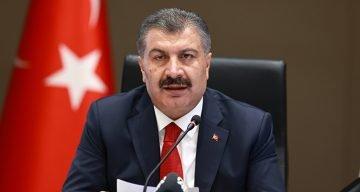 Sağlık Bakanı Koca'dan Elif'in sağlık durumuna ilişkin açıklama