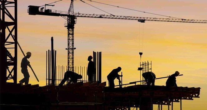 Yapı ruhsatı verilen yapıların yüzölçümü yüzde 58,1 arttı