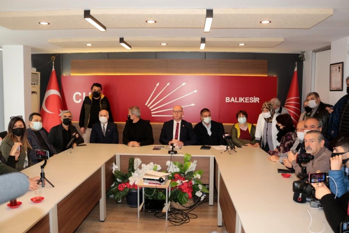 CHP İl Başkanı Serkan Sarı saldırı olayına açıklık getirdi