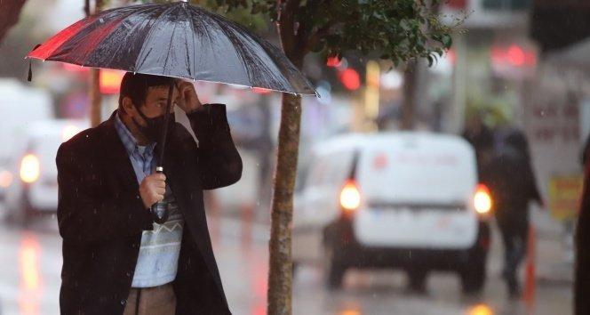 Meteoroloji'den yağış uyarısı – 12 Aralık yurtta hava durumu