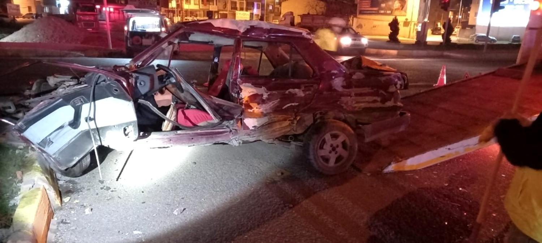 Son dakika haber… Edremit te kısıtlamada kaza: 1 ölü