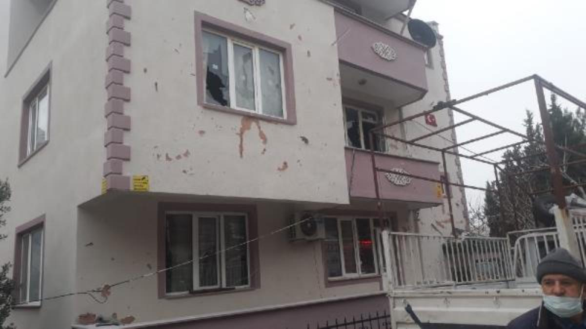 Son dakika haberi   Balıkesir de evde doğal gaz kaynaklı patlama