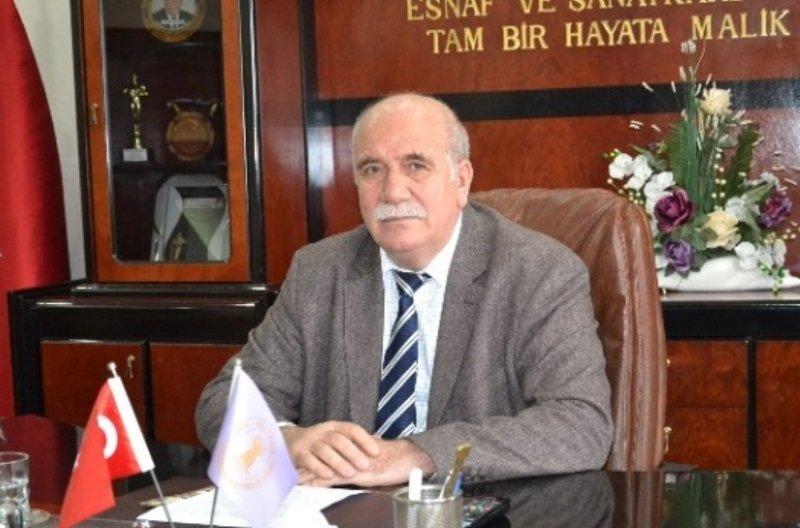 """""""ESNAFTAN BELEDİYELERE TEŞEKKÜR"""""""
