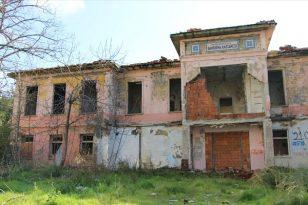 Pertevniyal Hastanesi'nin ikinci katı çürük çıktı