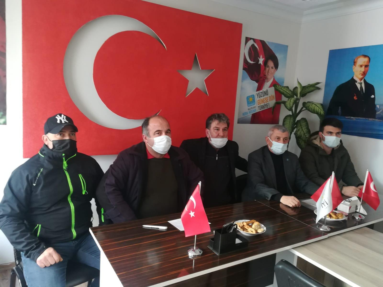 İYİ Parti'ye katılımlar sürüyor