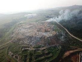 Bandırma'da çöplük sorunu çözülüyor