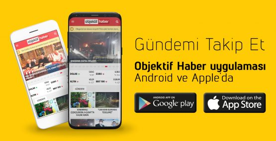 Objektif Haber, App Store ve Google Play'de