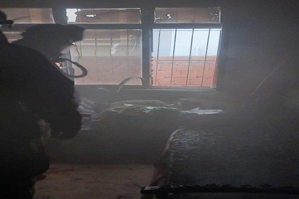 2,5 yaşındaki çocuk az kalsın evi yakıyordu