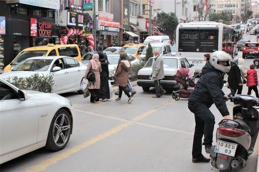 Bandırma'nın trafik sorunu çözülüyor
