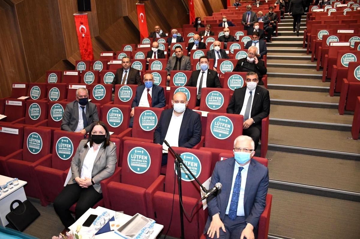 Balıkesir de komisyon üyeleri seçildi