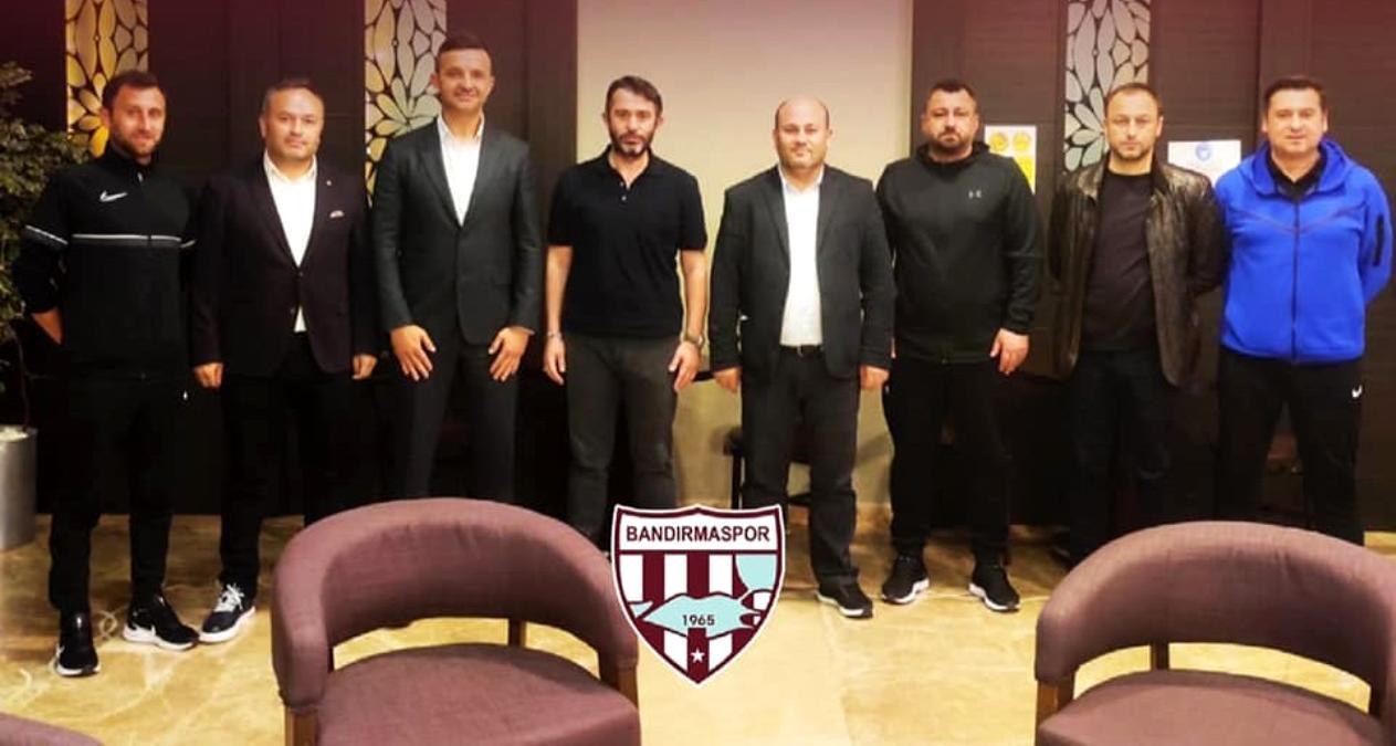 Bandırmaspor da Sportif Direktör Layiç oldu