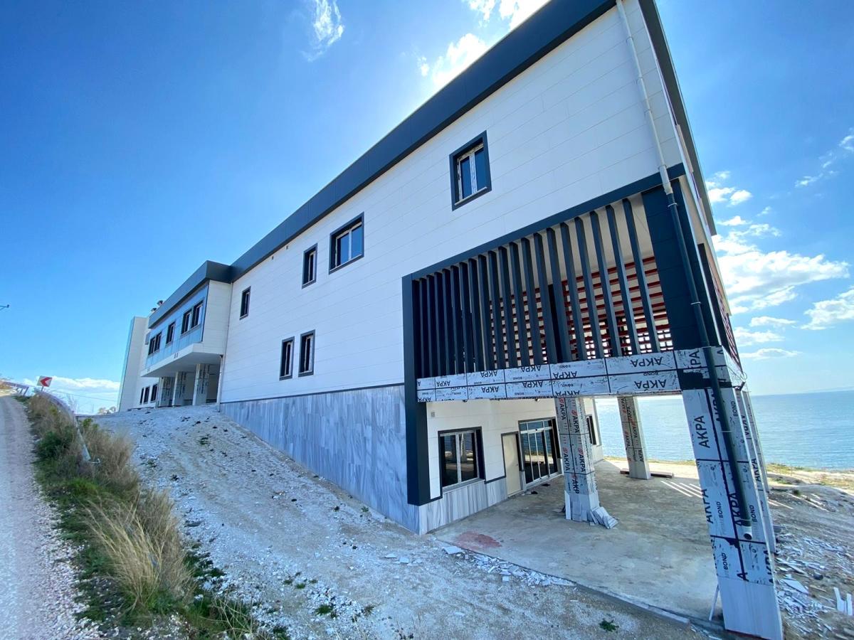 Marmara Hastanesi çevre peyzajı yapılacak