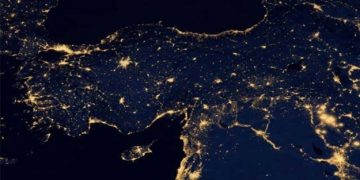 NASA'dan Türkiye paylaşımı: Vay be. Güzelliğini yaşayın