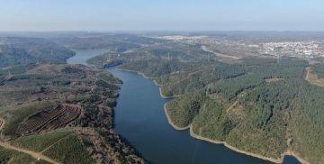 Barajların doluluk oranı yüzde 80,79'a çıktı