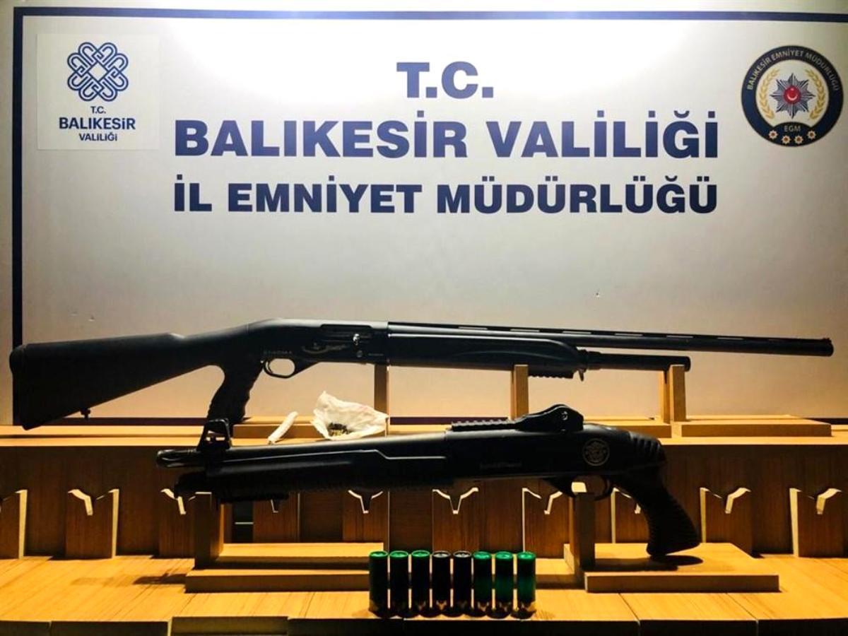 Son dakika haberi: Balıkesir de polisten huzur operasyonları