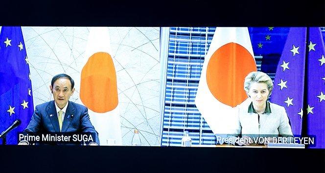 AB ve Japonya Yeşil İttifak kurdu