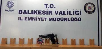 Balıkesir de polis son 1 haftada 90 aranan şahsı yakaladı