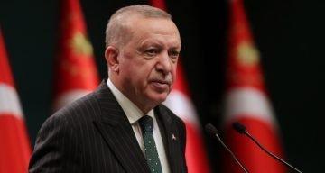 Erdoğan: 'Öyle bir anayasa yapalım ki, cumhurun ihtiyacına cevap verecek bir anayasa olsun'