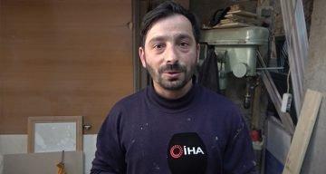 İYİ Partililerin saldırısına uğrayan esnaf o anları anlattı