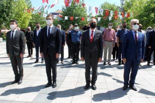 Manyas ta Atatürk ü Anma Gençlik ve Spor Bayramı kutlandı