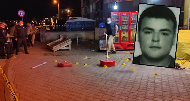 Samsun'da silahlı Kavga: 1 ölü, 2 yaralı