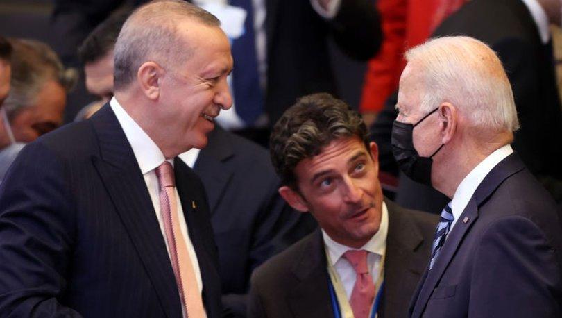 Erdoğan'dan NATO zirvesinde önemli mesajlar