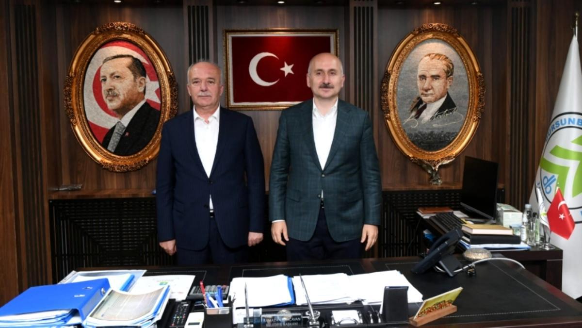 Bakan Karaismailoğlu;
