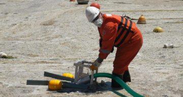 Marmara Denizi'nde deniz salyası temizliği başladı