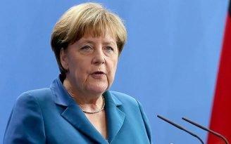 Almanya Başbakanı Merkel'den Türkiye açıklaması!